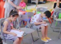 上海英孚青少儿英语拼写大赛精彩瞬间