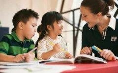 英孚青少儿英语提醒想要提升英语能力从方式入
